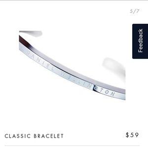 Daniel Wellington Cuff Bracelet NWOT